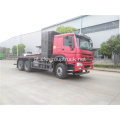 HOWO 6x4 Flat Bed Transport Truck